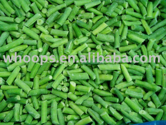 New crop IQF green bean cut