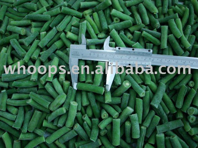 New crop Iqf  cut green bean