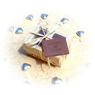 W0507 - Personalised Chocolate in Wooden Crate - Small