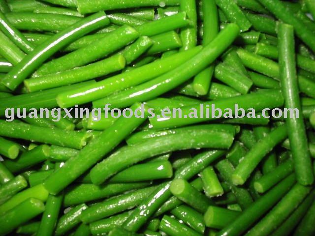 frozen vegetable(garlic sprout)