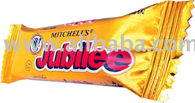 Mitchell's Jubilee (Maxi) 33g Chocolate confectionery