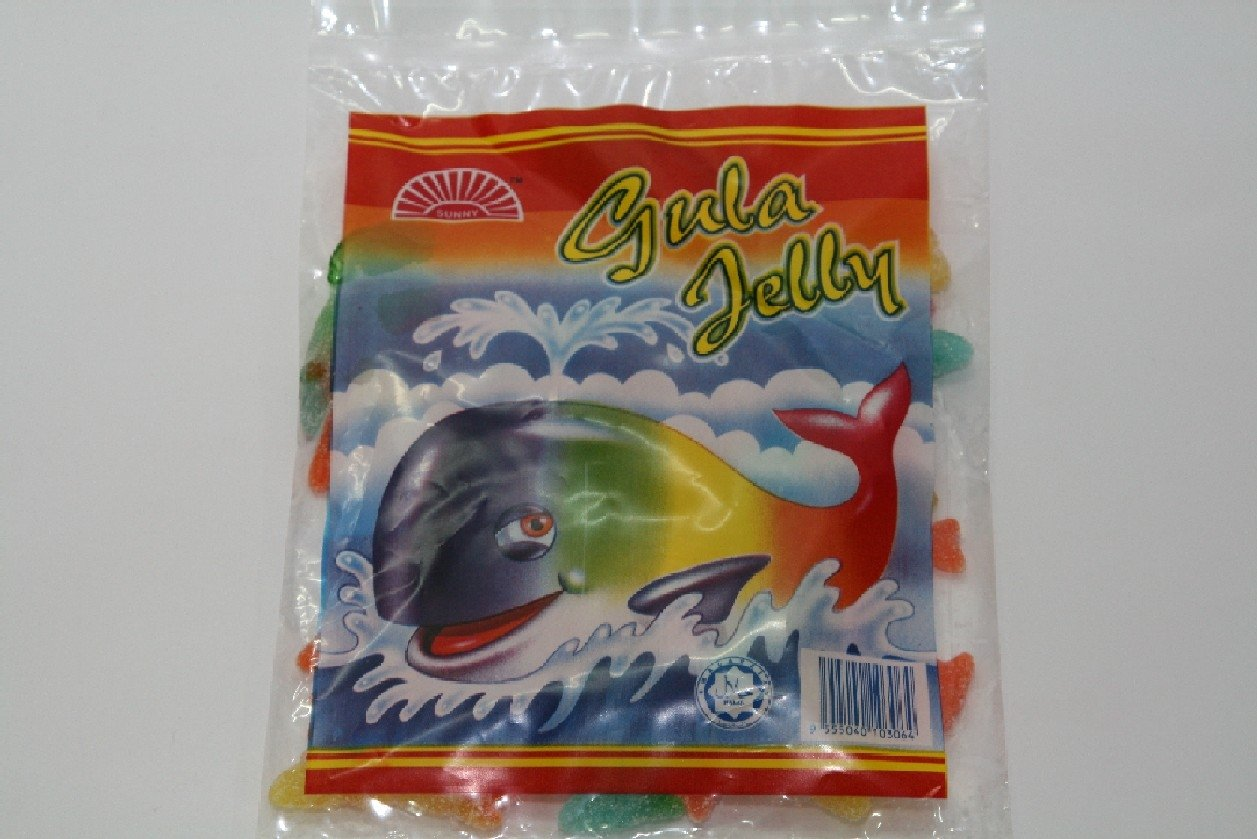 Fish Shapes Candies