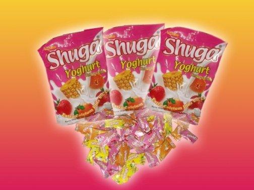SHUGA YOGURT Soft Candy Yogurt
