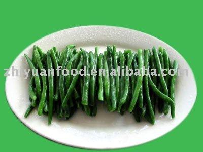 Frozen Green Bean Strip (IQF, new crop)