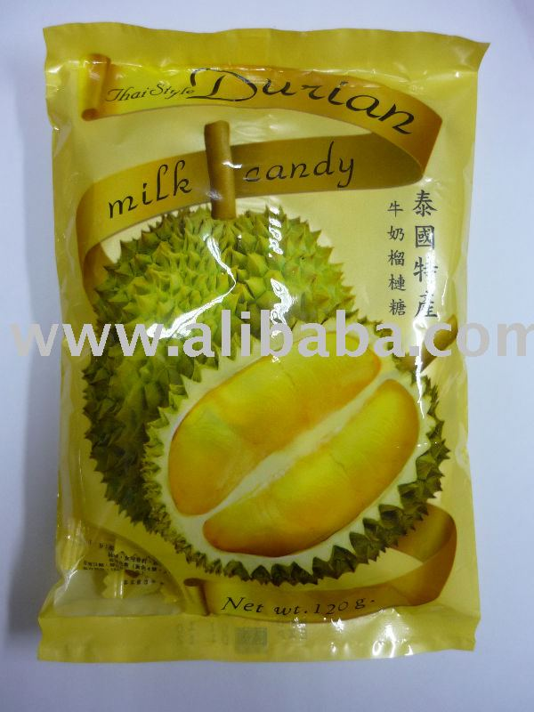 Thai Style Durian Candy