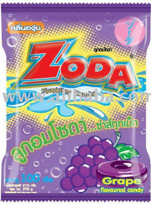 Zoda  Grape   Candy