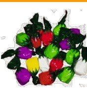 CANDY:Assorted Fruit Bon Bons