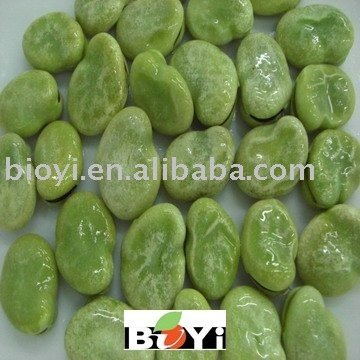 Frozen Green Favas (broad beans) 4