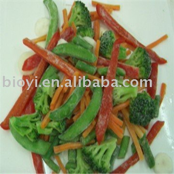 Frozen vegetable-Mix Vegetable