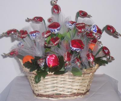 Candy Lovers Bouquets