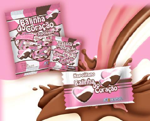 Napolitano Heart's Candy