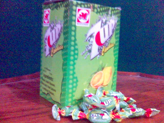 7 Up Candy