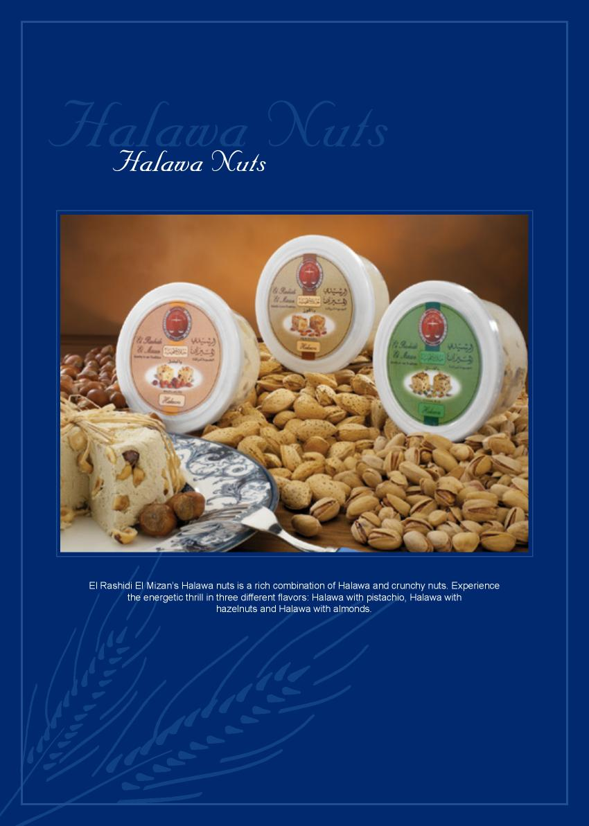 Halawa With Nuts