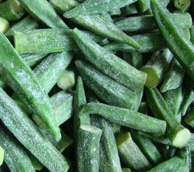 how to cook frozen okra