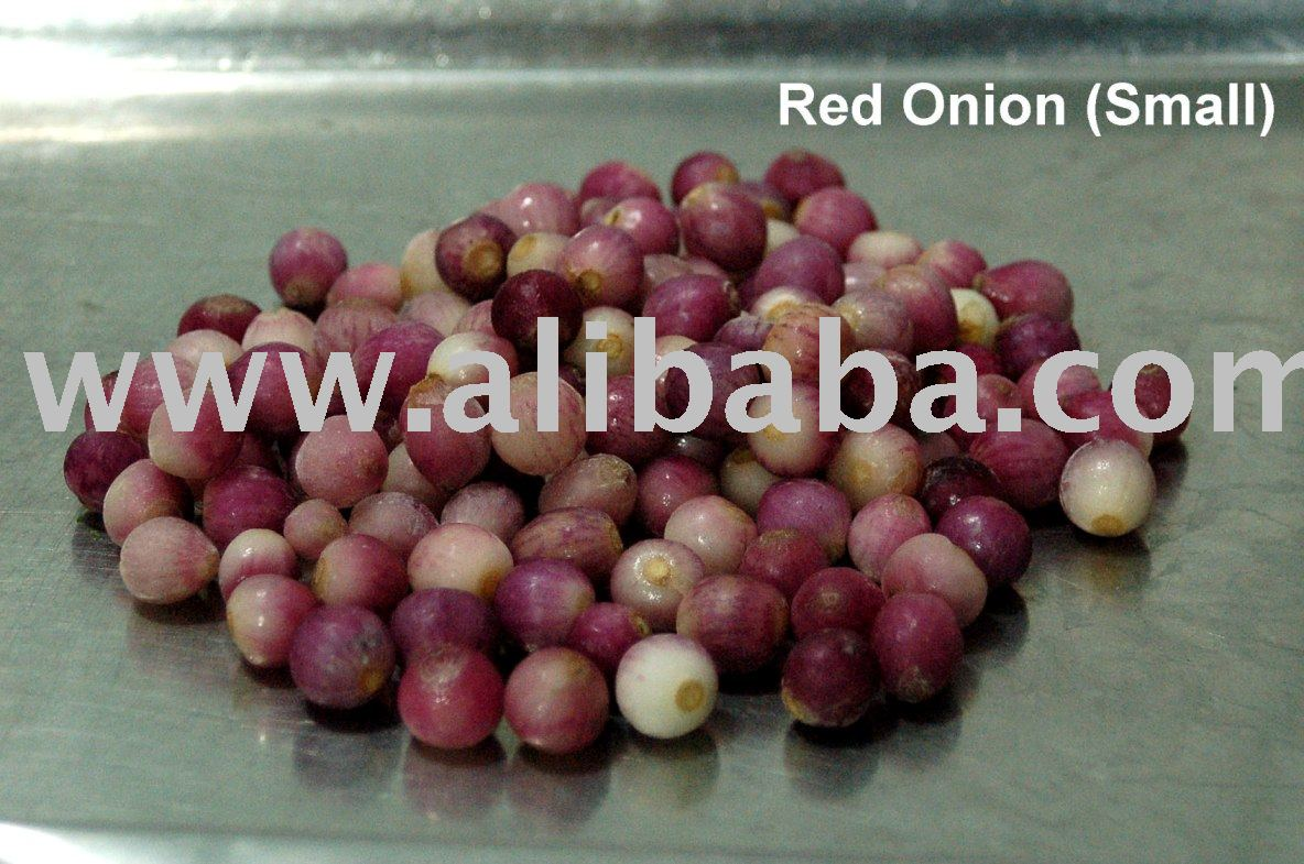 RED ONION SMALL,FROZEN VEGETABLE