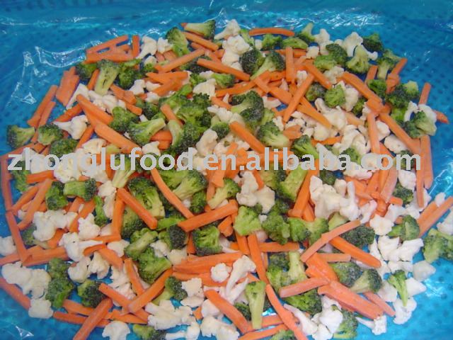 Frozen Vegetable mixed vegetable