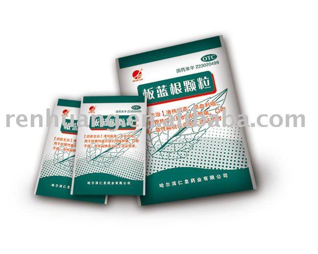 Radix Isatidis Granules(Banlangen Granules)