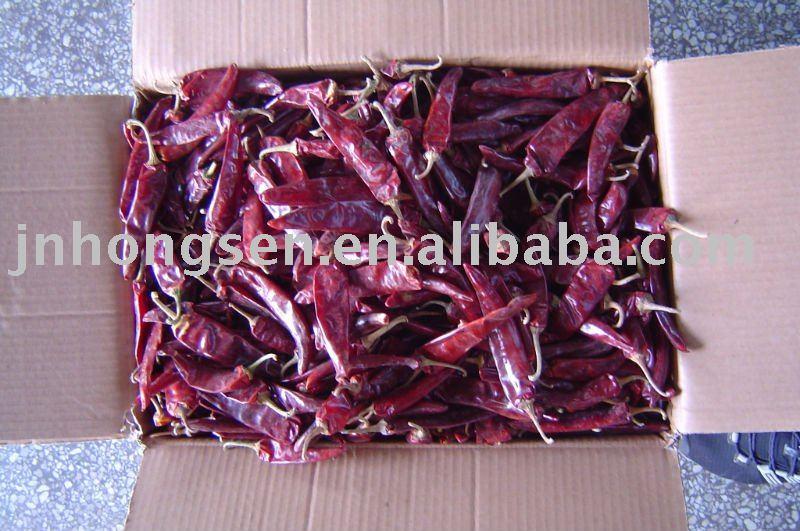 China red yidu chilli