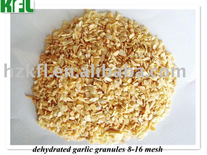 dehydrated garlic granules 8-16 mesh products,China dehydrated garlic granules 8