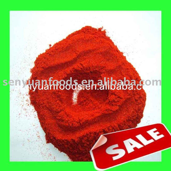 Very good quality chili powder