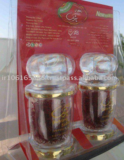 Iranian Saffron Crocus (Twin Pack 4gr)