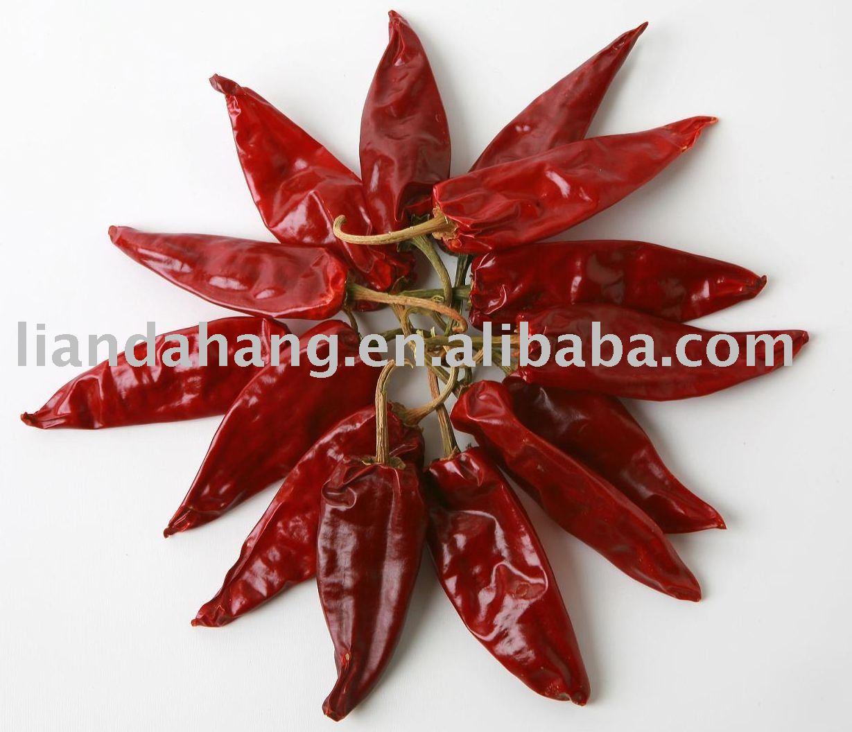 Yidu   Paprika  chili,  Yidu  Whole Chili Stemless, Chinese Chili