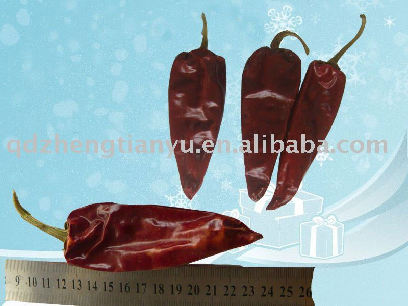 Yidu red chilli