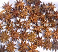 organic star anise fruit/fructus anisi stellate