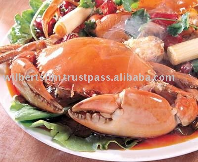 CRAB FLAVOR/SEASONINGS
