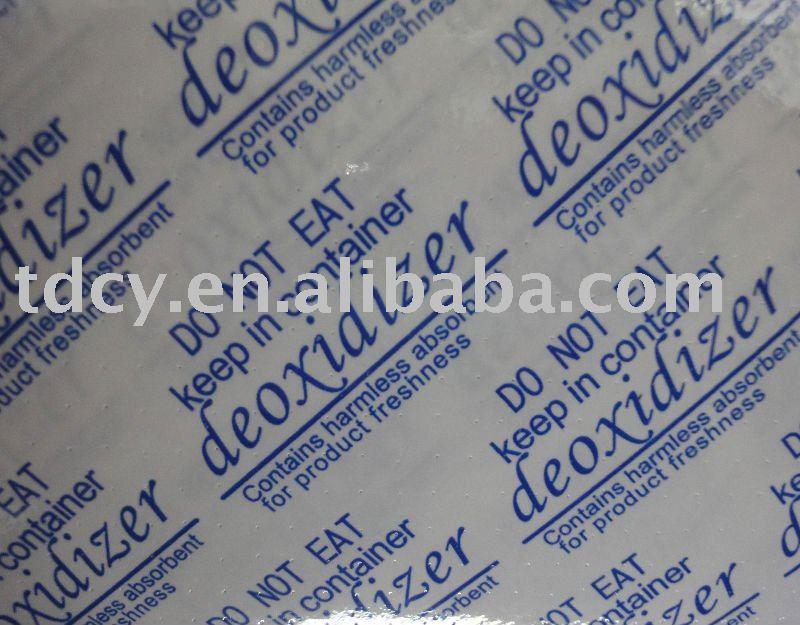 oxygen absorbers