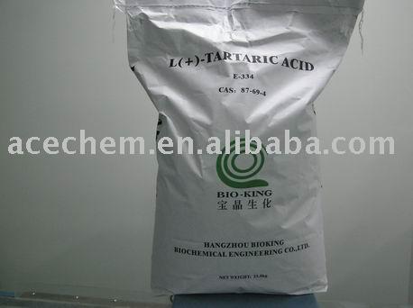 L(+) tartaric acid