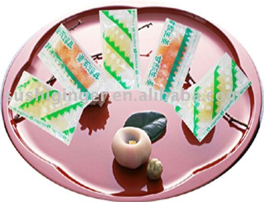 Pickled Sushi ginger slice(5g/8g/10g*100*10bag/carton)