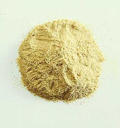 Organic White Ground Pepper