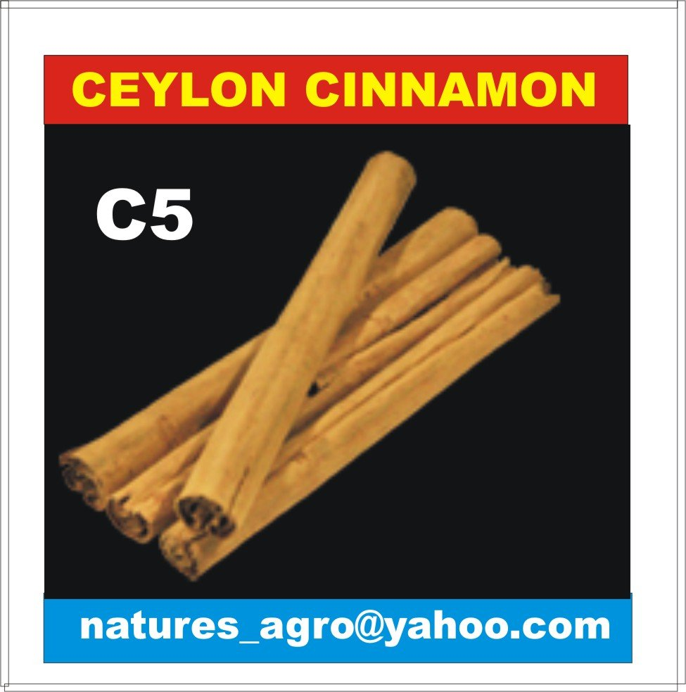 World Best CINNAMON from Sri Lanka - C5/C4/Quillings