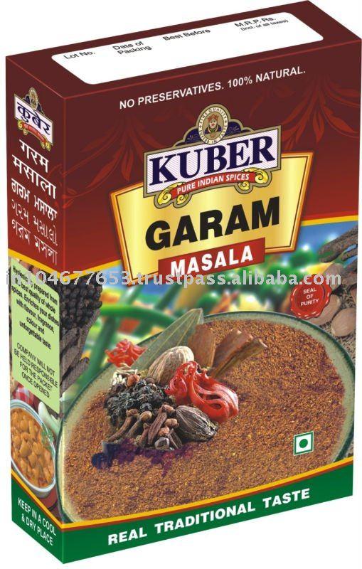 how to make garam masala powder at home in hindi