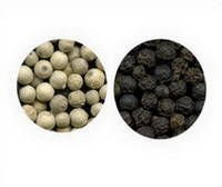 CHEAP QUALITY BLACK AND WHITE PEPPER