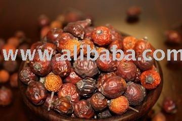 Dried Bulgarian Rosehip Berries