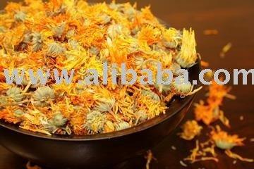 Dried Bulgarian Calendula Flowers