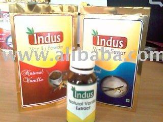 vanilla, vanilla sugar, vanilla extract, vanilla powder