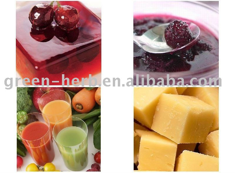 Pectin products china pectin supplier for Pectine cuisine