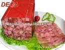 jelly use edible gelatine( halal grade)