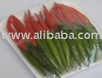 Mix Green Red Small Pepper