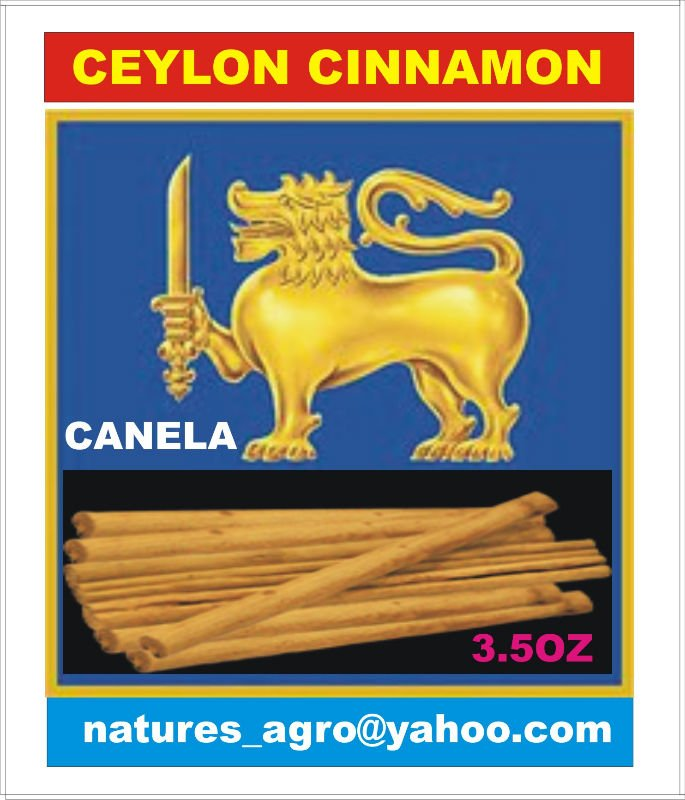 World Best CINNAMON from Sri Lanka