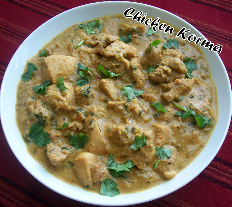 White chicken korma recipesbnb chicken white korma spice productspakistan chicken white korma forumfinder Image collections
