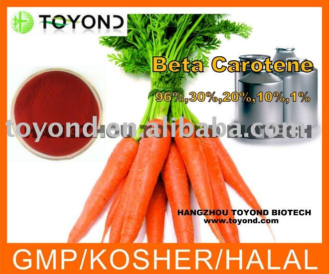 beta Carotene powder 10% CWS/A