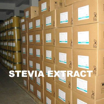 Stevia, Rebaudioside A 40%60% 80% 90% 95% 98%, steviosides 90% 95% 98%, STV 84% 94% 98%, Prices list
