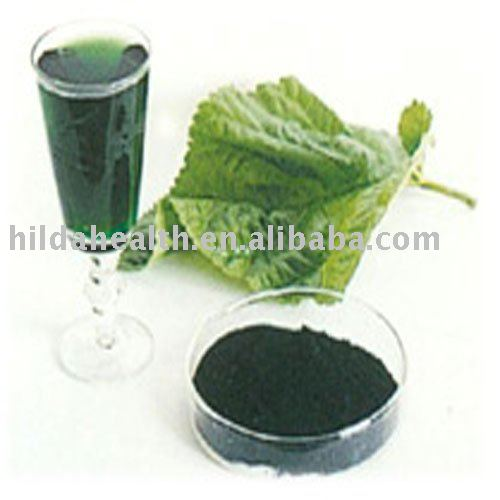 Copper chlorophyll