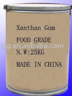 Xanthan Gum 80-120 mesh