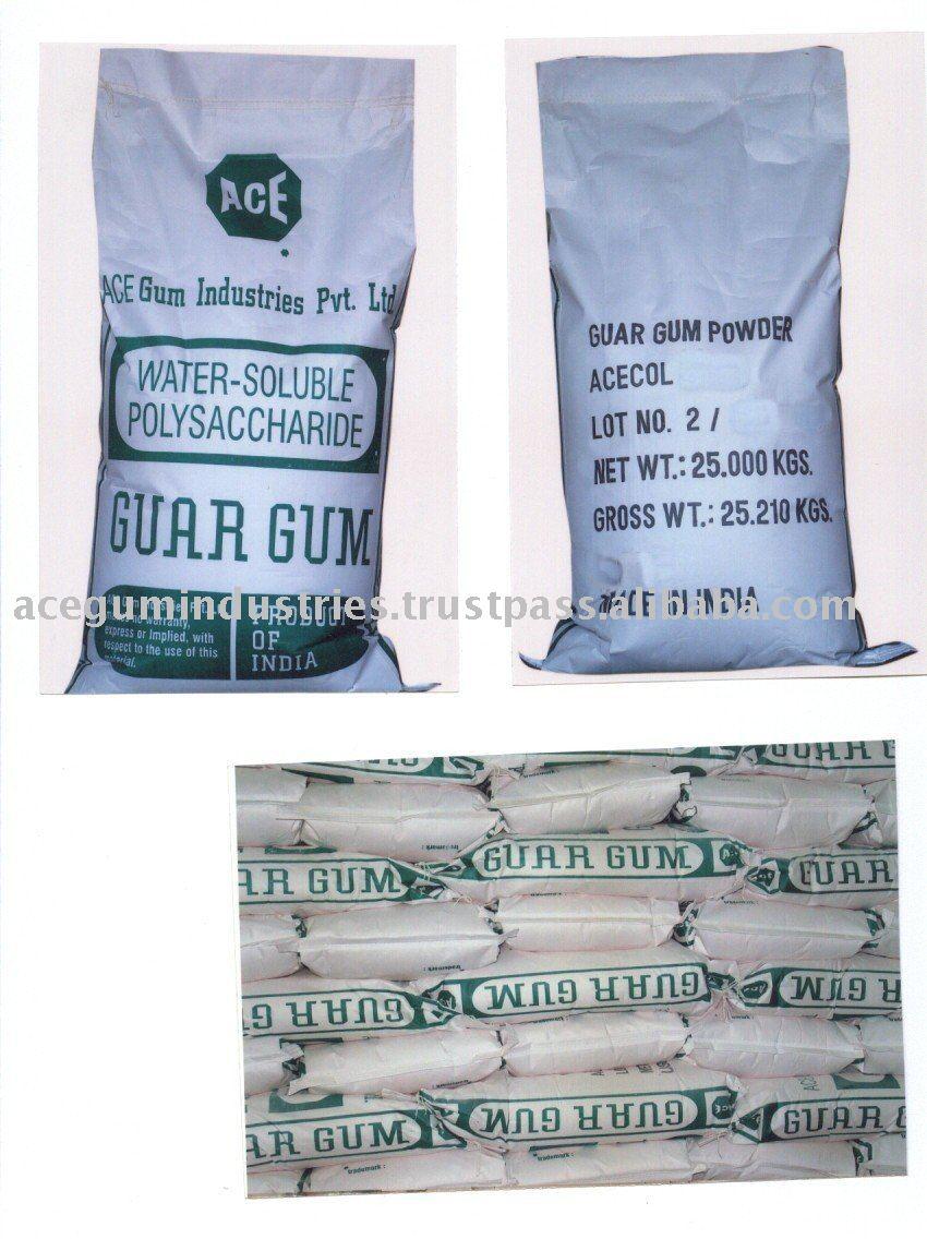 Guar Gum for Mosquito coils