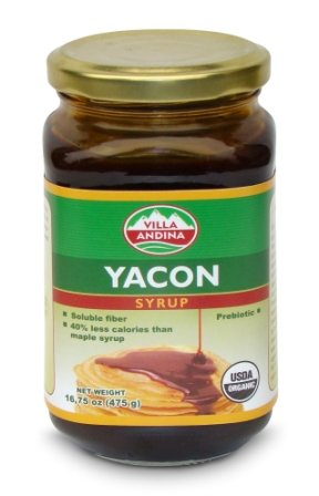 Yacon Syrup Sweetener